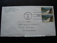 ETATS-UNIS - enveloppe 1er jour 18/5/1983 (B6) united states