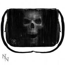 Anne Stokes Messenger Bag featuring The Watcher design