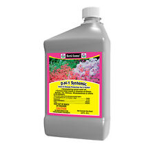 Systemic Insecticide & Fungicide- Insect Disease Protection Flowers Shrubs Roses