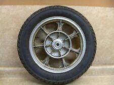 Kawasaki 1100 KZ SPECTRE KZ1100-D Used Rear Wheel Rim 1982 KB62 KW113