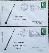 - FRANCE - EXAMETNET SUPER ARCAS 1974 X 2