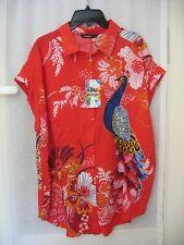 Belle chemise Desigual XXL 44 / 46 Neuve avec étiquette