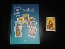 Tarot, Rider Tarot Karten Set plus Das Arbeitsbuch zumTarot, Hajo Banzhaf
