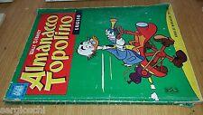 ALBI D'ORO-ALMANACCO TOPOLINO 1962 # 7 -LUGLIO - MONDADORI-con bollini-