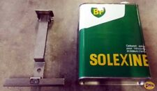 Lot Porte Bidon à Crochet + Bidon Solexine Vert - Solex VeloSolex Cyclomoteur