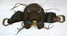 Silla de montar SILLA DE MONTAR WESTERN 19 Siglo España / Portugal (?) Saddle