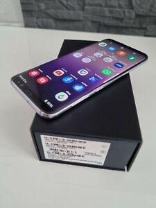 Samsung Galaxy S8 SM-G950F - 64GB - Orchid Grey Smartphone - TOP Zustand !