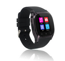 Smartwatch SWB16 (Bluetooth, Android/IOS) color negro