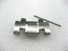 Stainless Steel 22.00 Mm Link Bulova 98B162 Parts Link Men'S Watch