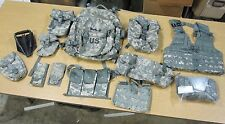 HUGE COMBO LOT!! GENUINE ISSUE ACU ASSAULT MILITARY 3 DAY BACK PACK MOLLE 2 USA