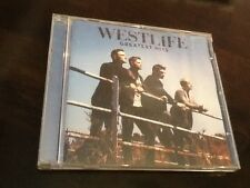 WESTLIFE - GREATEST HITS - CD ALBUM - YOU RAISE ME UP / MANDY / SWEAR IT AGAIN +
