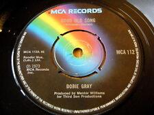 """DOBIE GRAY - GOOD OLD SONG  7"""" VINYL"""