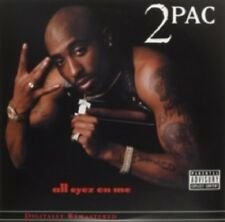 2Pac All Eyez On Me New Vinyl LP Album