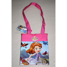 DISNEY sac bandoulière PRINCESSE SOFIA THE FIRST fille sac à main  violet neuf