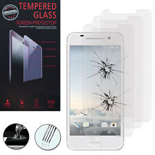 3 Films Verre Trempe Protecteur Protection Pour HTC One A9