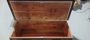 Vintage Lane Cedar Lined Chest
