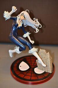 Kotobukiya Bishoujo Black Cat Statue 1/8 Scale X-Men Marvel Comics No Box