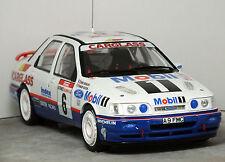 1:18 OttO FORD SIERRA SAPPHIRE Rs 4x4 Cosworth 1992 Tour De Corse RALLY Delecour