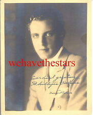 Vintage Phillips Holmes HANDSOME EARLY 30s FAN PHOTO FACSIMILE AUTOGRAPH Port