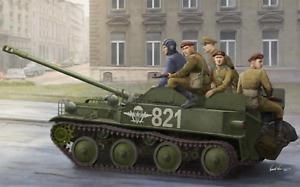 Hobbyboss 1:35 Rus Asu-57 Airborne TankDestroyer*, #HB83896