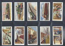 OGDENS - MODERN RAILWAYS - FULL SET OF 50 CARDS