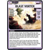 Pathfinder Adventure Card Game: Wrath of the Righteous-Blast Vortex Promo Card