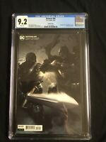 BATMAN #89 Variant. First Cameo App. Of Punchline(CGC 9.2) KEY COMIC.
