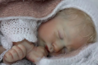 Precious Wonders-Reborn Baby Boy Real Born Prototype Alex by Yulia Misevich
