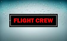 Sticker adesivi aeroplano macbook aeroporto moto auto pilota flight crew