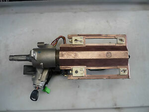FORD SX TERRITORY STEERING COLUMN AND IGNITION SWITCH ASSEMBLY##FREE POST##