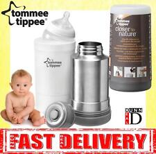 Tommee Tippee Closer to Nature Baby Travel Flask Bottle Food Drink Milk Warmer