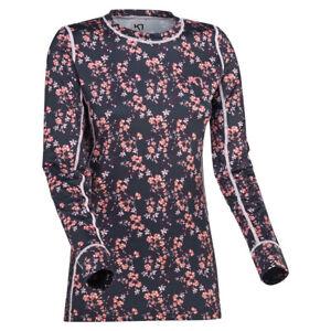 Kari Traa Womens Fantastisk LS Baselayer Top | Long Underwear | 622524