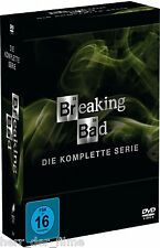 BREAKING BAD, Die komplette Serie (21 DVDs, Digipack) NEU+OVP