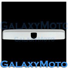 07-12 DODGE NITRO Chrome Top Liftgate Molding with Logo Cutout Handle Cover