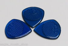 Fred Kelly Large Fat Poly Flat Pick 'SET of 3' For Bluegrass Mandolin & Guitar