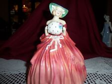 "BEAUTIFUL ROYAL DOULTON ""GENEVIEVE"" PORCELAIN FIGURINE # HN1962, RETIRED"