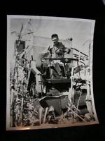 FARMERS USING NEW TECHNIQUES  PHOTO 1967 #5887