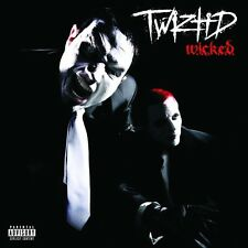 W.I.C.K.E.D. - 2 DISC SET - Twiztid (2015, Vinyl NEUF) Explicit Version
