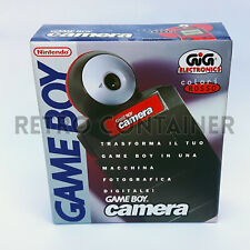 NINTENDO GAME BOY - Original Camera - Macchina Fotografica GIG Electronics NEW