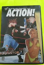 WWF - Action (DVD, 2001)Authentic US RELEASE SCRATCH FREE