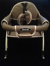 STEELCRAFT TAKE2 STRIDER TODLER BABY SEAT FOR 4WHEEL STROLLER PRAM:30139 RRP$170