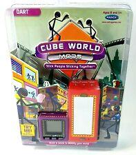 Cube World Mods Stick People Dart Radica Sealed Needs Battery 2008