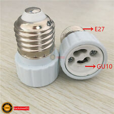 1Pcs E27 To GU10 Adapter Converter Lamp Holder Base Socket For LED Light Bulbs