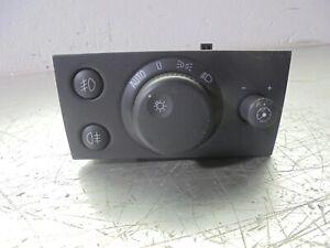 Opel Vectra C Lichtschalter 13177070