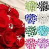 500pcs 10mm Acrylic Diamond Confetti Wedding Party Table Crystals Decoration