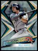 2019 Topps Chrome Willy Adames Tampa Bay Rays #FS-2