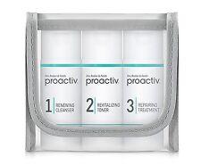Proactiv Travel Kit 3 Step Mini Maintenance System pouch case Try Me (3pc kit)