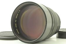 【MINT】 Canon New FD 135mm f2 NFD MF Lens From Japan #868
