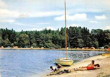 BR28325 Le lac des Settons le lac a une superficie de 360 ha france