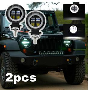 3inch LED Light Bar Spot Beam For Off road Truck Boat Ford SUV 12V24V Waterproof